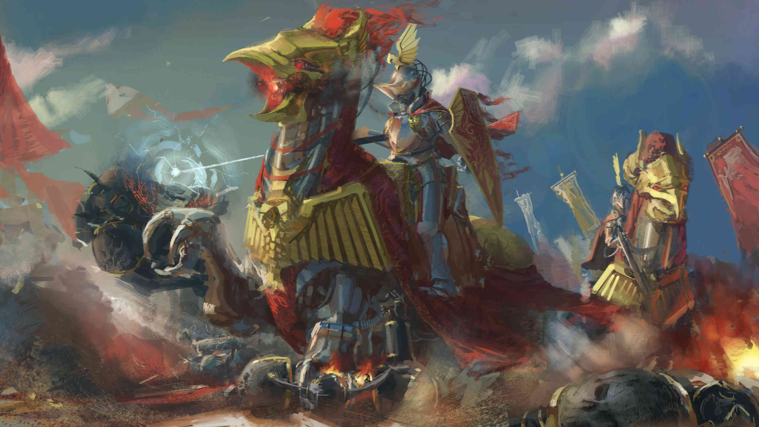 [W40K] Collection d'images : Warhammer 40K divers et inclassables - Page 9 426d5610