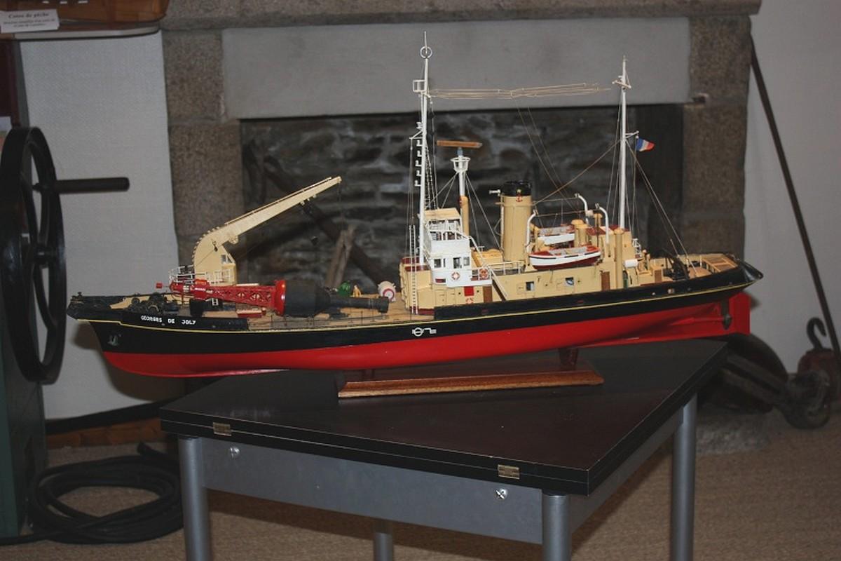 [Les Musées en rapport avec la Marine] Musée Maritime de Carantec 0231