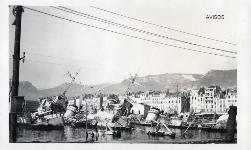 [Histoire et histoires] Toulon : Sabordage de la Flotte (photos) - Page 2 1014