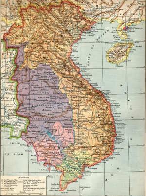 Une curiosité historique en Indochine 1107