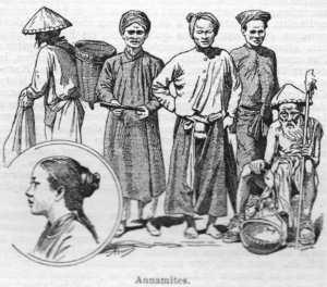 Une curiosité historique en Indochine 1108