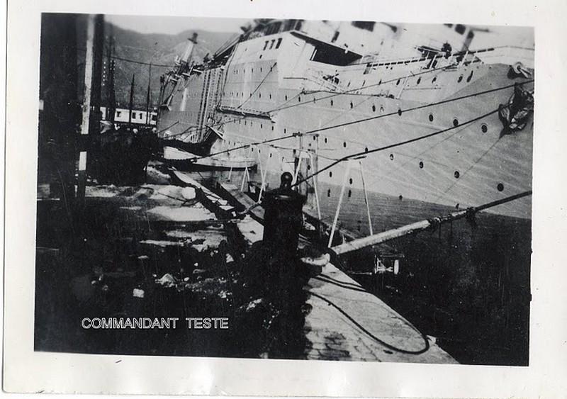 [Histoire et histoires] Toulon : Sabordage de la Flotte (photos) - Page 2 11101