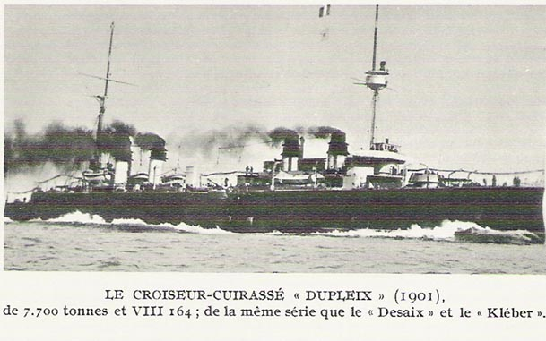 Navires de ligne et cuirassés 1167