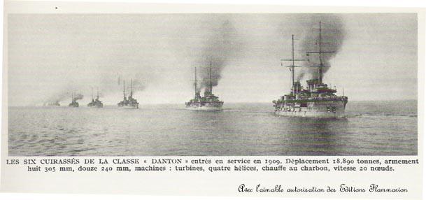 Navires de ligne et cuirassés 1168