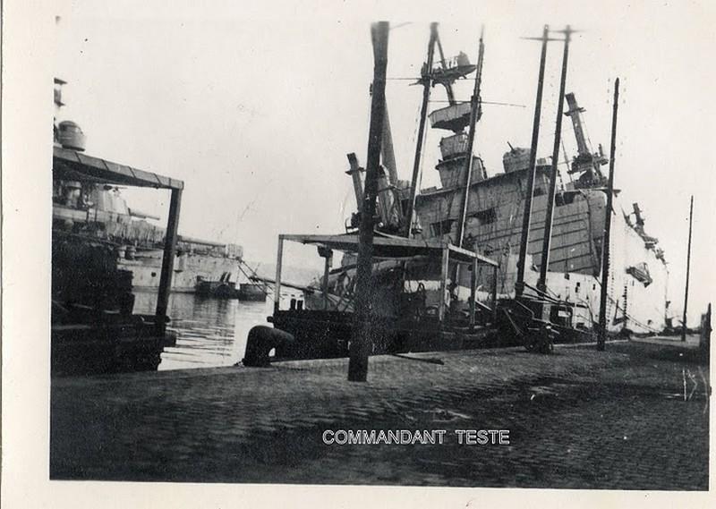 [Histoire et histoires] Toulon : Sabordage de la Flotte (photos) - Page 2 12101