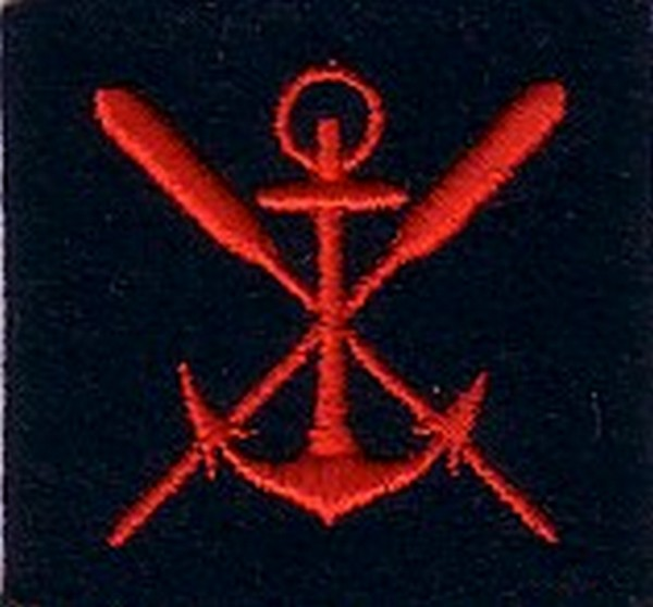 Une jeune-fille élève fusilier marin... 1277