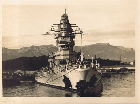 [Histoire et histoires] Toulon : Sabordage de la Flotte (photos) 1304