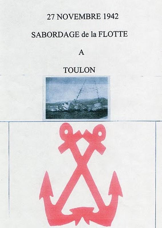 [Histoire et histoires] Toulon : Sabordage de la Flotte (photos) - Page 2 1305