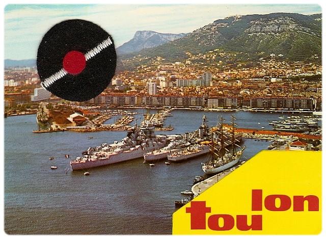 [Les ports militaires de métropole] TOULON au début des années 60 180
