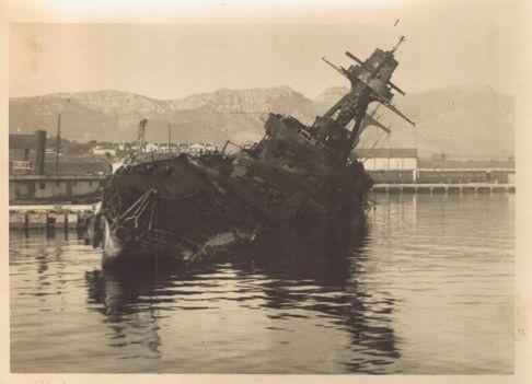 [Histoire et histoires] Toulon : Sabordage de la Flotte (photos) 2179