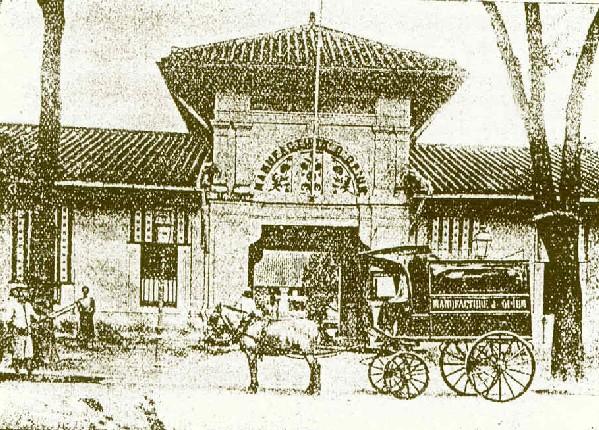 Une curiosité historique en Indochine 272