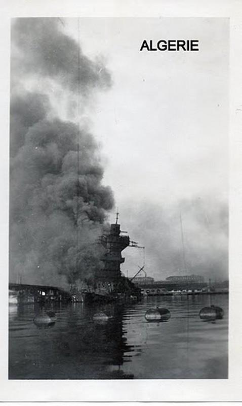 [Histoire et histoires] Toulon : Sabordage de la Flotte (photos) - Page 2 473