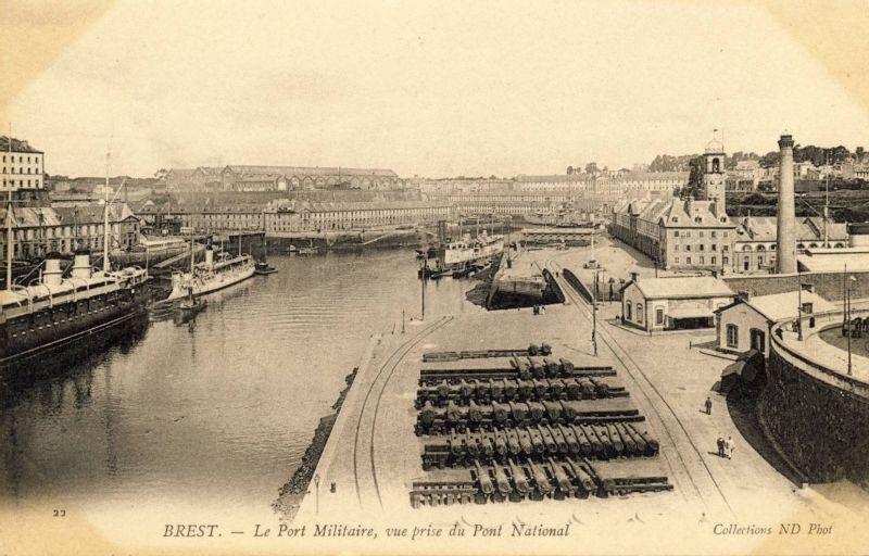 [Ports] LE VIEUX BREST - Page 5 477