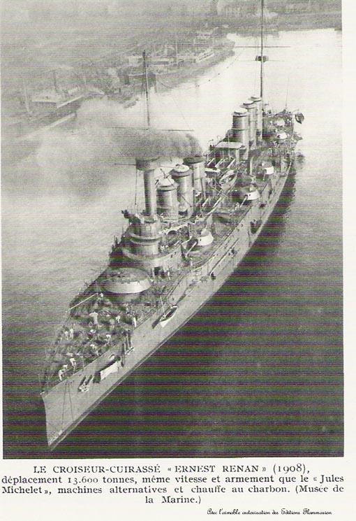 Navires de ligne et cuirassés 527