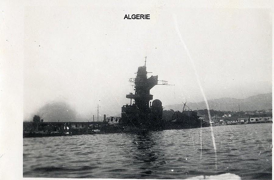 [Histoire et histoires] Toulon : Sabordage de la Flotte (photos) - Page 2 545