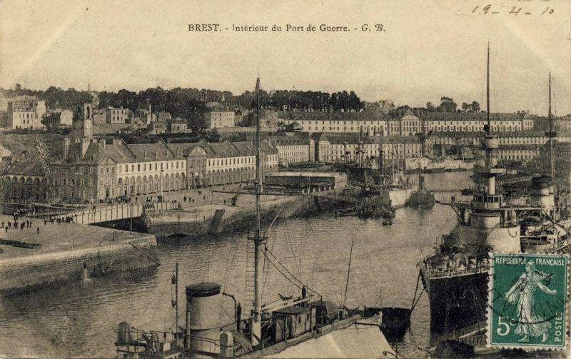 [Ports] LE VIEUX BREST - Page 5 547