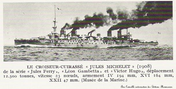 Navires de ligne et cuirassés 714
