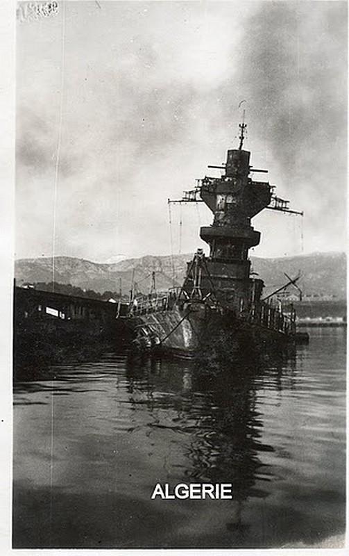 [Histoire et histoires] Toulon : Sabordage de la Flotte (photos) - Page 2 722