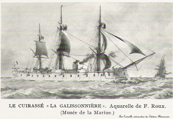 Navires de ligne et cuirassés 811