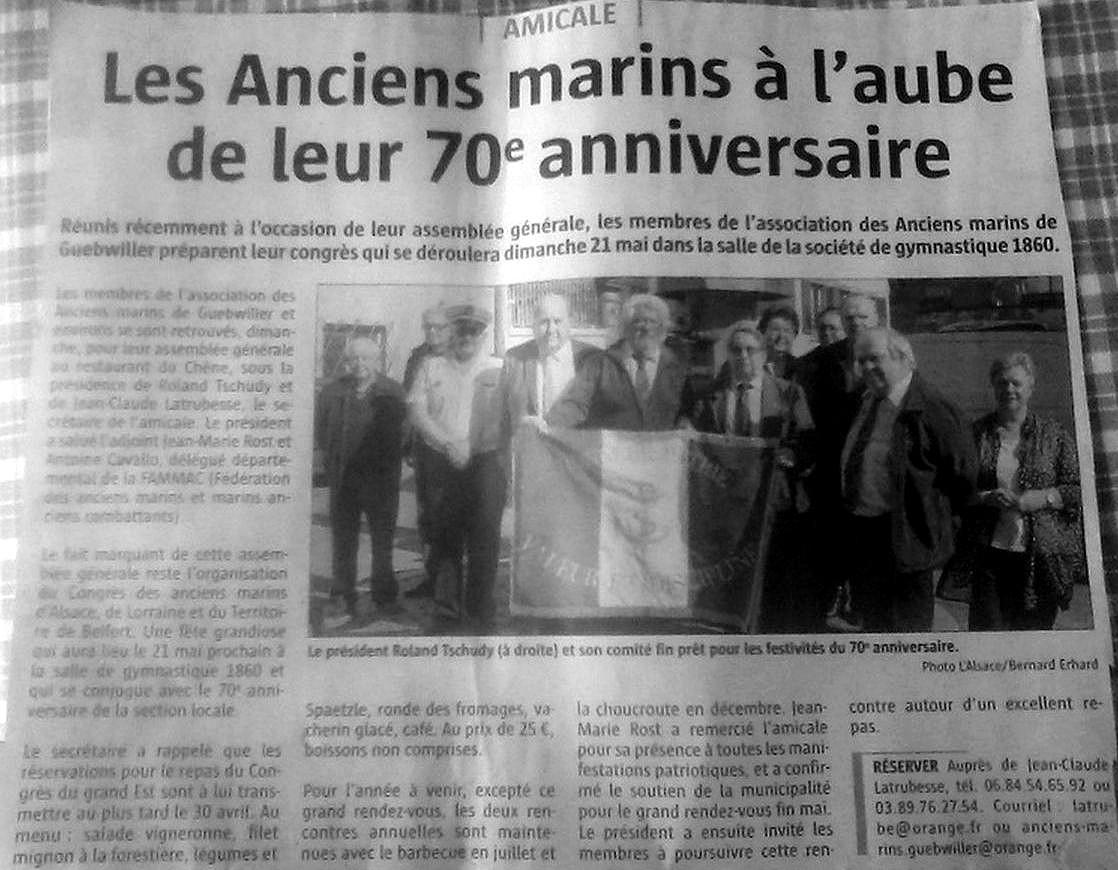 [ Associations anciens Marins ] AMICALE DES ANCIENS MARINS DE GUEBWILLER ET ENVIRONS - Page 6 Photo010