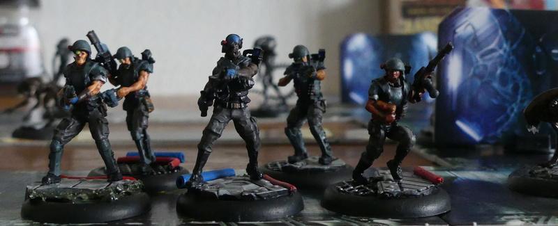 Alien Versus Predator : The Hunts Begins P1000110