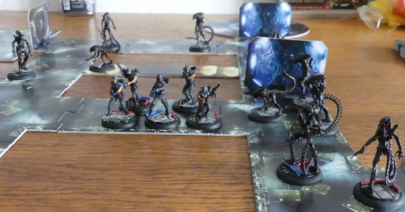 Alien Versus Predator : The Hunts Begins P1000111