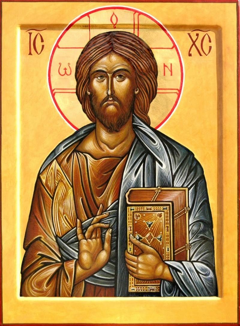 Icônes Christ11