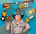 Cinéma et DVD, cinéma amateur, dessins animés, télévision Gadget10
