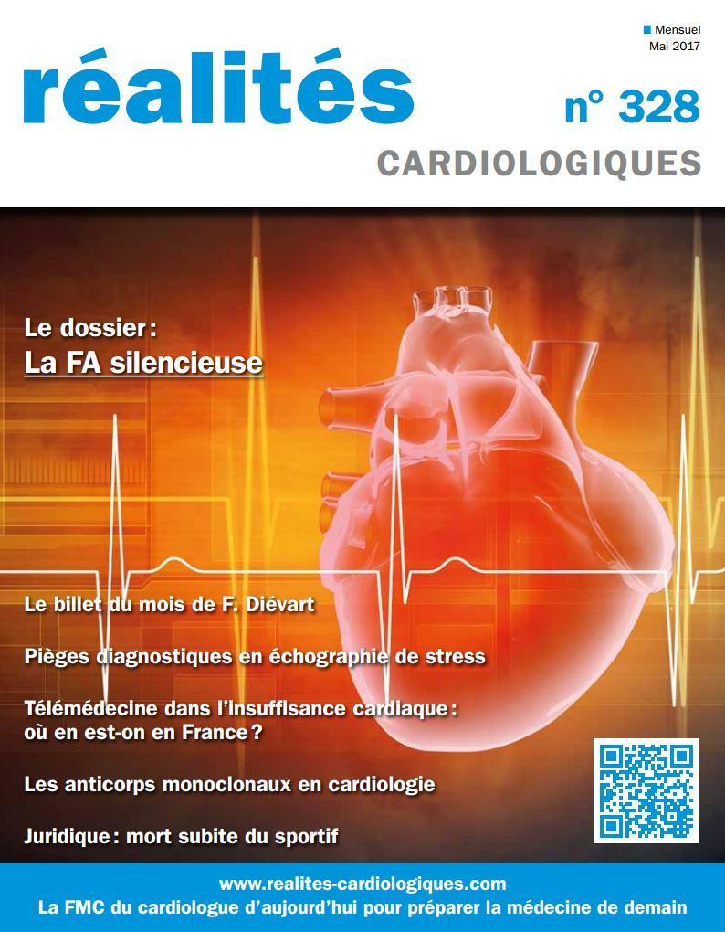 Réalités cardiologiques N°328 MAI 2017 Cardio11