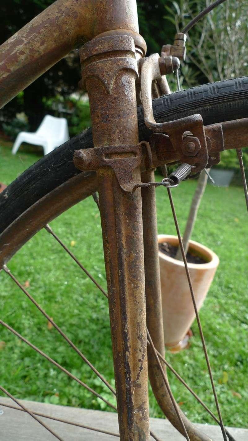 Vélo de course d'avant-guerre Fourch10