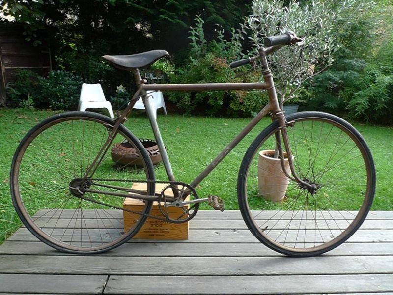 Vélo de course d'avant-guerre Valo10