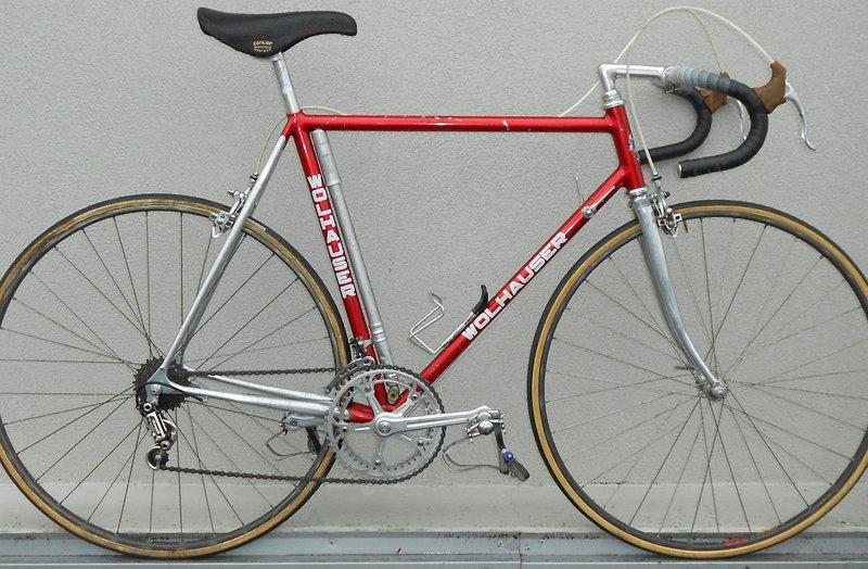 Cadre inconnu - 1982 - Vitus et Shimano 600ax Wolhau10