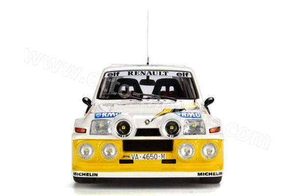 Renault 5 Maxi Turbo Rallye des Guarrigues 1986 259-310
