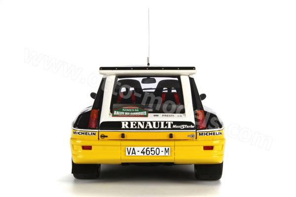 Renault 5 Maxi Turbo Rallye des Guarrigues 1986 259-510