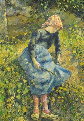 Camille Pissarro à Marmottan en mars 2017 275-1010
