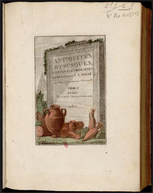 Antiquités étrusques, grecques et romaines - Tome 1 Antiq_10
