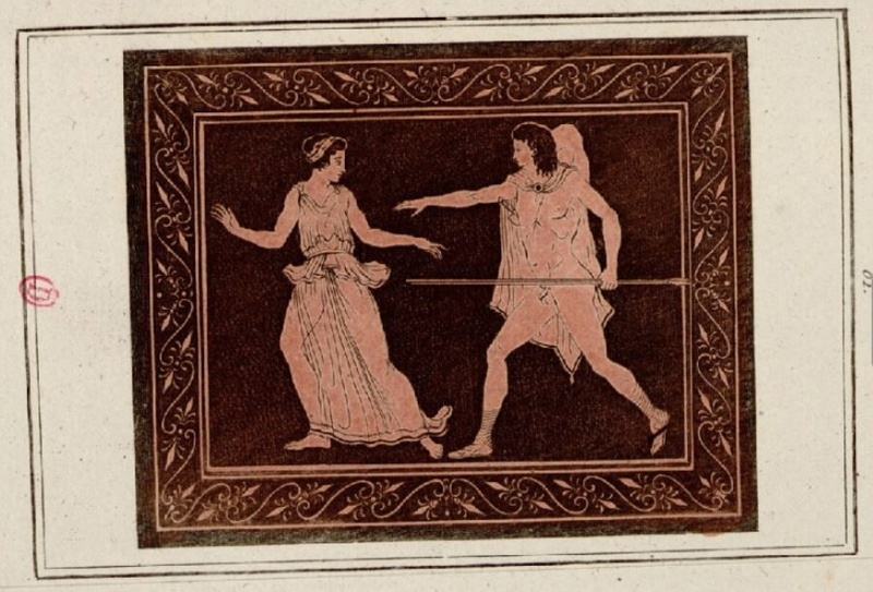 Antiquités étrusques, grecques et romaines - Tome 1 Apollo10