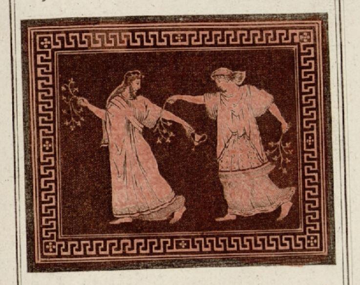 Antiquités étrusques, grecques et romaines - Tome 1 Bacchu10