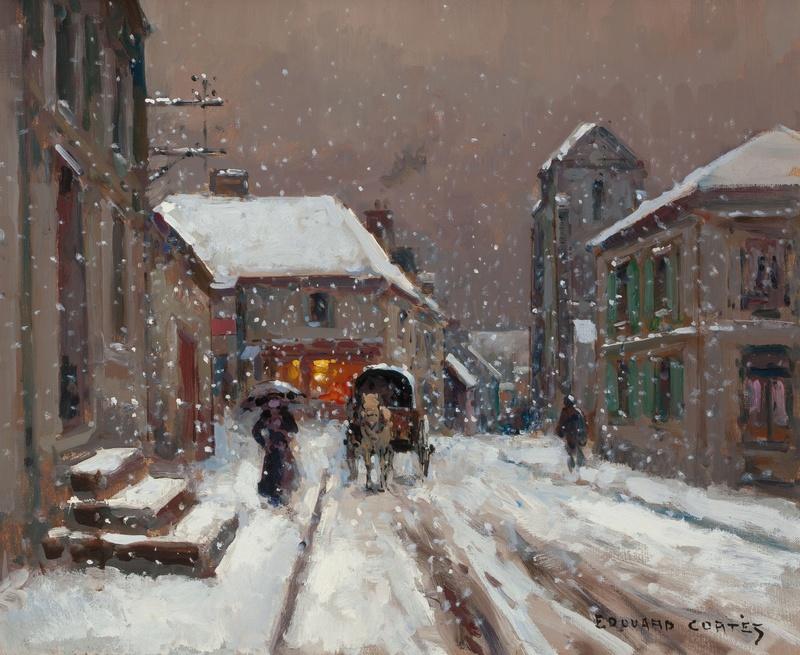 Et si Van Gogh était venu lui-aussi à La Bazouge? (Collages et pastiches) Edouar10