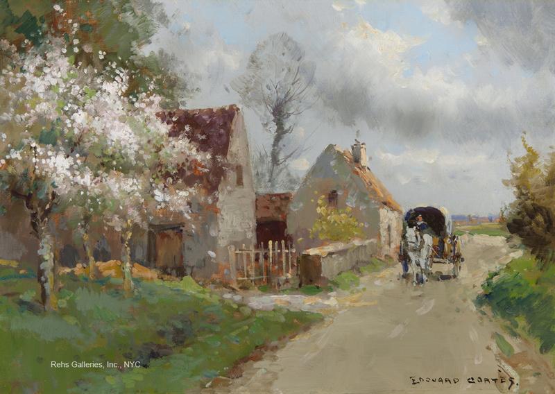 Edouard Léon Cortès, habile artisan pour touriste américain Edouar14