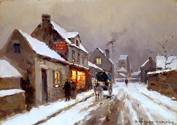 Edouard Léon Cortès, habile artisan pour touriste américain Edouar15