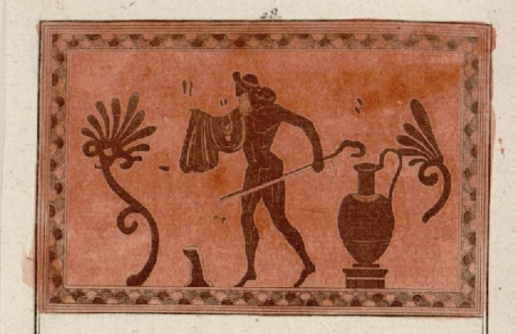 Antiquités étrusques, grecques et romaines - Tome 1 Gladia10