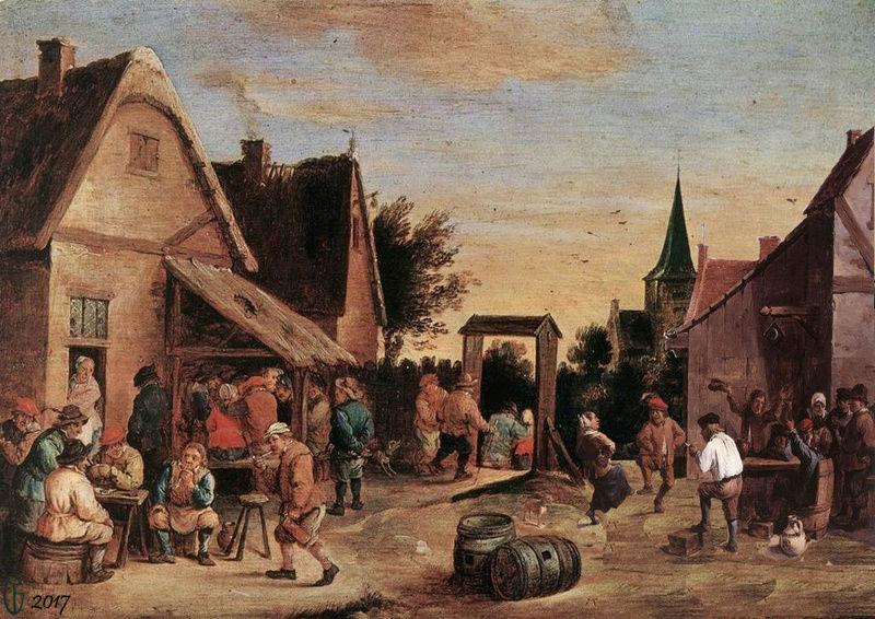Et si Van Gogh était venu lui-aussi à La Bazouge? (Collages et pastiches) Lbdc_110