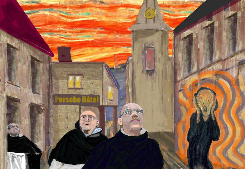Et si Van Gogh était venu lui-aussi à La Bazouge? (Collages et pastiches) Lbdc_113
