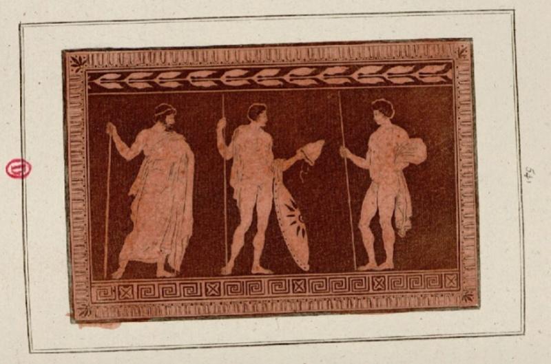 Antiquités étrusques, grecques et romaines - Tome 1 Oreste10
