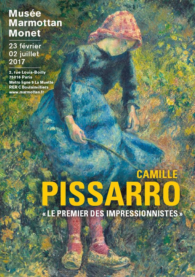 Camille Pissarro à Marmottan en mars 2017 Pissar15