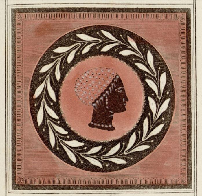 Antiquités étrusques, grecques et romaines - Tome 1 Profil10