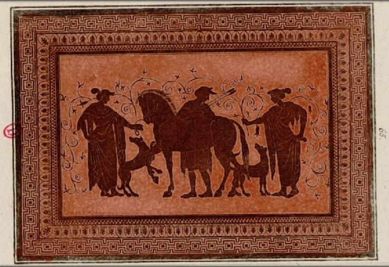 Antiquités étrusques, grecques et romaines - Tome 1 Sujet_10
