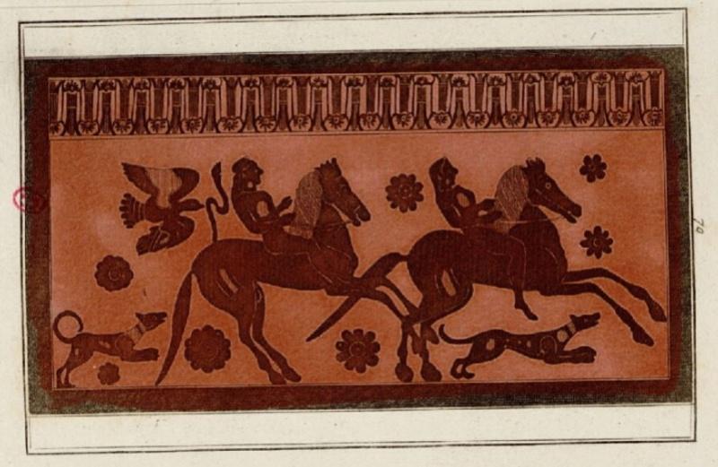 Antiquités étrusques, grecques et romaines - Tome 1 Sujet_12