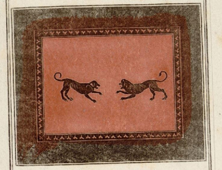 Antiquités étrusques, grecques et romaines - Tome 1 Symbol10